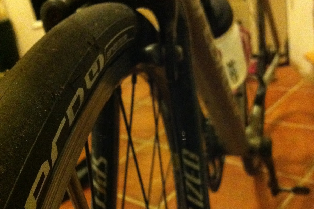 My First Date With 700x25c Michelin Pro 4 Road Tires Chasing 1 20